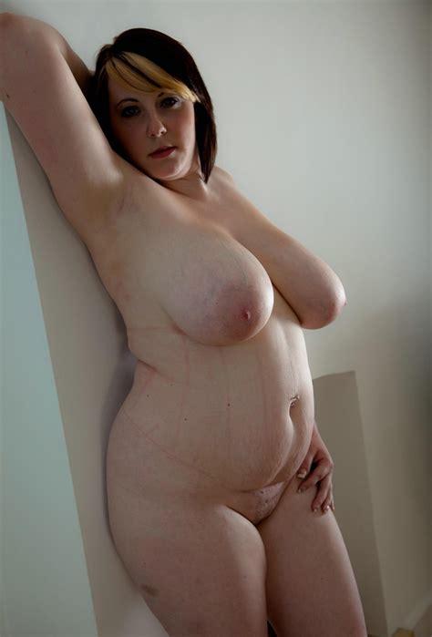 Topless Saggy Boobs
