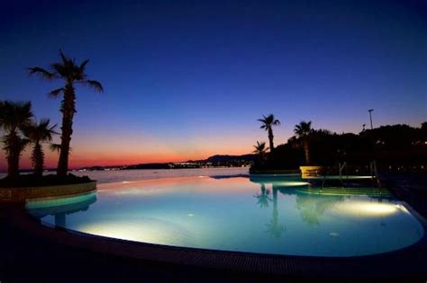 le meridien lav split amazing sunset picture of le meridien lav split podstrana tripadvisor