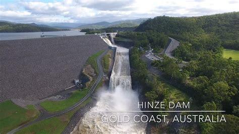 world  drone   hinze dam gold coast