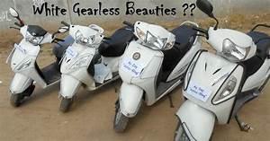 Gearless Scooters Comparison Honda Activa Vs Suzuki Access