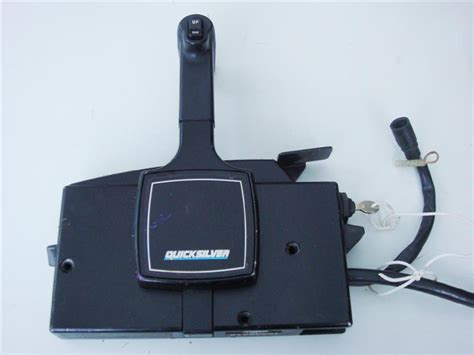 Move Quicksilver remote control Page: 1 - iboats Boating ...