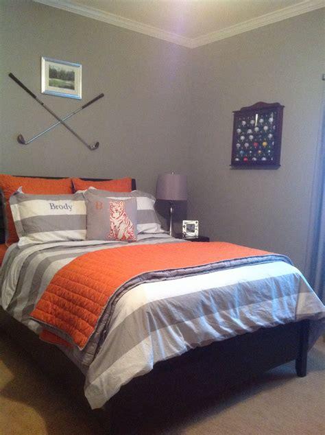 Of Bedroom Golf by Boy S Golf Themed Room Decor Golf Room Bedroom
