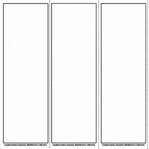 bookmark template 13 download in pdf psd word With design a bookmark template