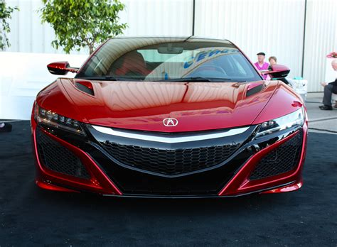 2016 acura nsx picture 643654 car review top speed