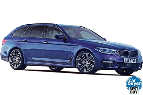 Bmw 5 Series Touring 2019 by Bmw 5 Series Touring Estate 2019 Practicality Boot Space