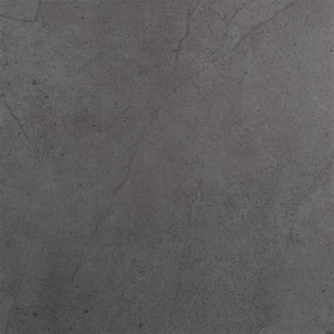 porcelain grey tile shop emser 5 pack st moritz gray glazed porcelain floor tile common 18 in x 18 in actual 17