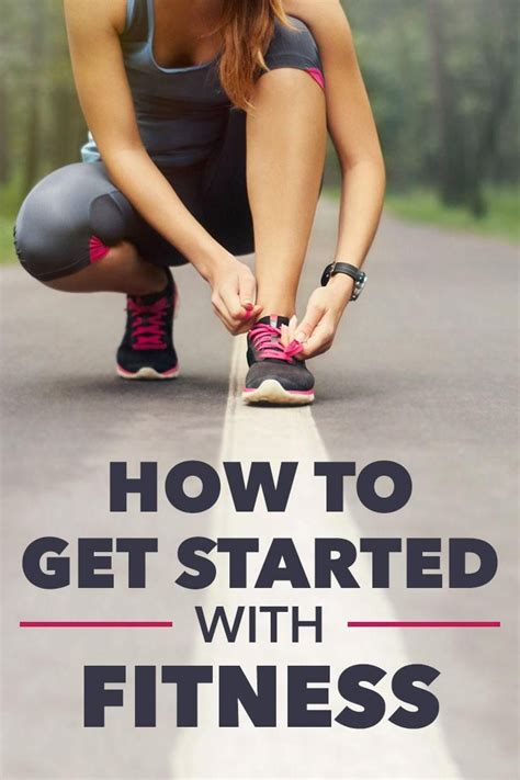 How Get Started With Fitness Tips