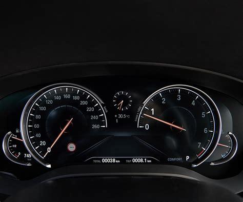 bmw dashboard next generation bmw 5 series comes with premium design