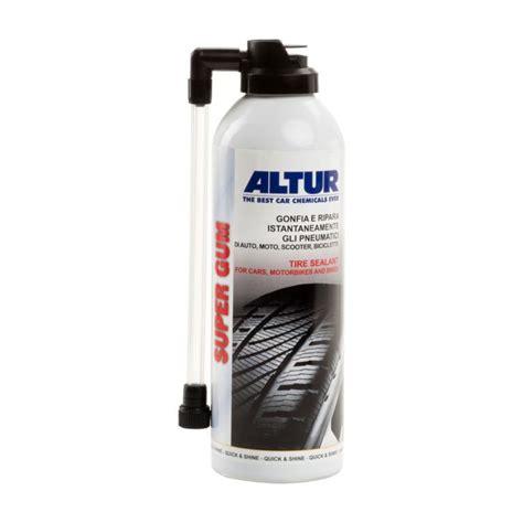 car care engine care tyre sealant altur