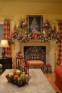 Decor : Top Country Christmas Decorating Ideas Pinterest