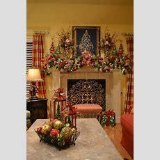25 Christmas Mantel Decoration Ideas  The Xerxes