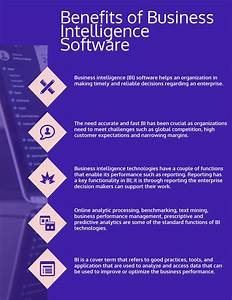 Top 15 Benefits Of Business Intelligence Software In 2020