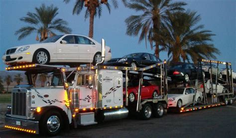 All States Car Transport Usa Truck Types For Auto