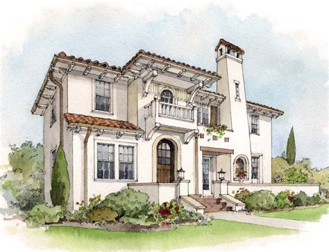 20 style homes from some 1000 images about 1910 1940 mediterranean revival on