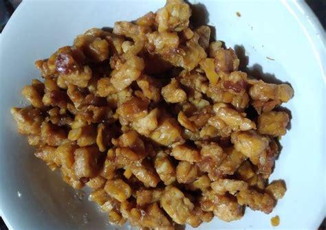 Tambahkan minyak goreng di wajan jika perlu, tumis bumbu halus hingga berbau harum. Resep Orak Arik tempe / Orek tempe oleh mifta dewi supriani - Cookpad