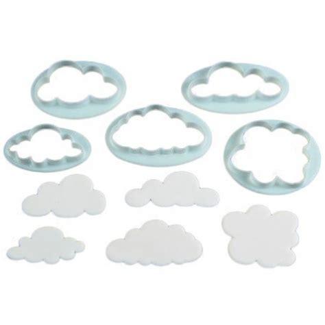 fabriquer des emporte pieces cuisine 5 emporte pièces quot nuage quot gâteaux et pâtisseries emporte