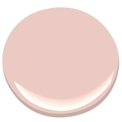 037 rose blush color pink paint colors peach paint