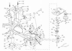 Troy-bilt 14at809h766 Parts List And Diagram