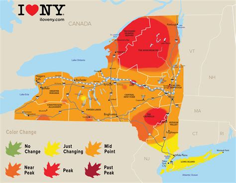 new york state colors fall foliage in new york autumn leaves scenic drives