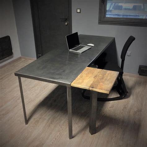 bureau nouveau nouveau bureau palmarini métal bois ferronnerie palmarini
