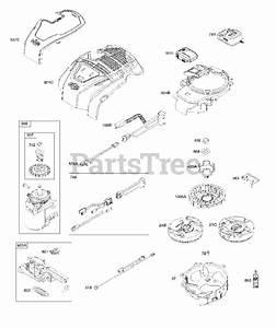 Briggs  U0026 Stratton Parts On The Armature  Controls