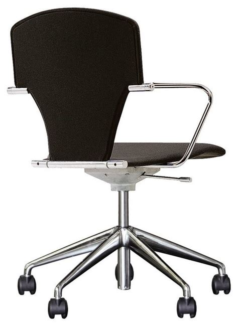 egoa task chair soft wheels leather modern office chairs
