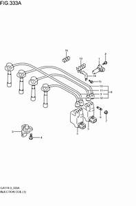 Ignition Coil For 1997