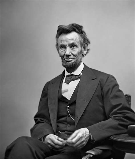 Fileabraham Lincoln O116 By Gardner, 1865png  Wikimedia Commons
