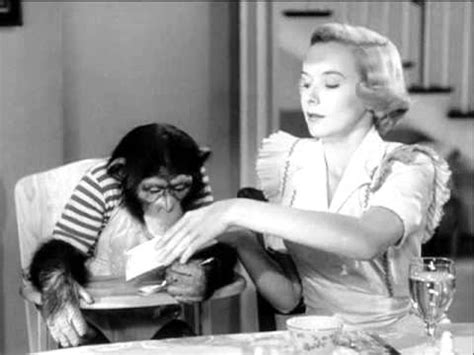 bedtime for bonzo 1951 clip