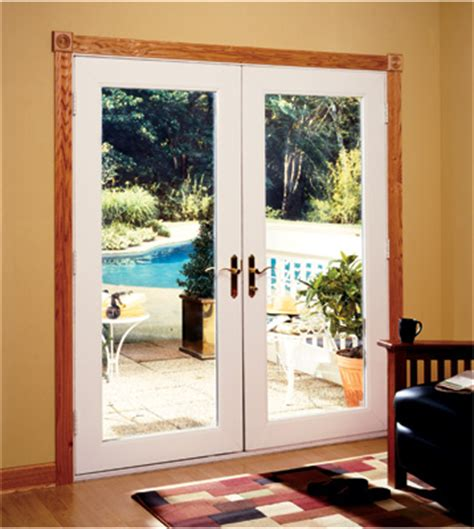 hinged doors vinyl replacement windows and doors