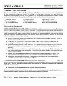 How To Write A Good Cv Examples Relationship Management Resume Objective Google Search