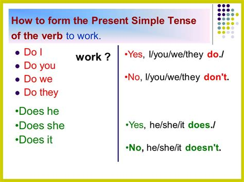 Present Simple He Often Arrives Late For Work  Ppt Video Online Download