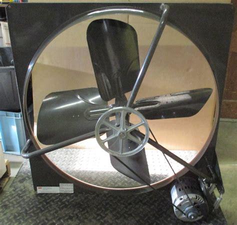 Dayton 1lxn8 Whole House Fan 36 In 115 Volt Ebay