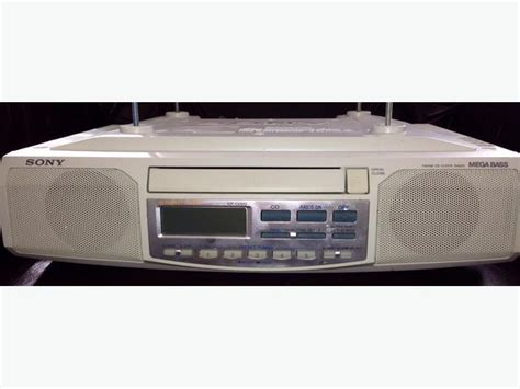 sony under cabinet radio cd player sony under counter radio cd player west shore langford