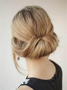 Hochsteckfrisuren Für Mittellange Haare Hochsteckfrisuren F R