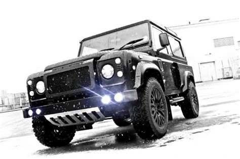 All Cars Nz 2018 Land Rover Defender Winter Edition By