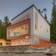 Tsunami proof Waterfront House