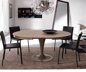 Eckbank Für Runden Tisch : ozzio design runder ausziehbarer tisch eclipse t310 ~ Bigdaddyawards.com Haus und Dekorationen
