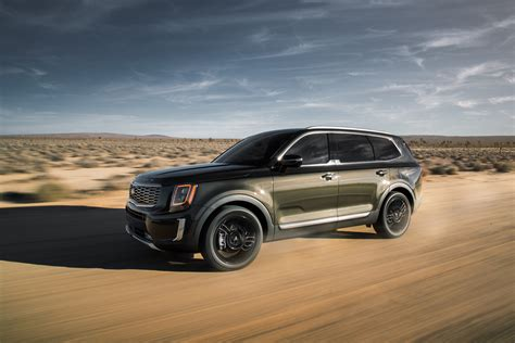 2020 Kia Telluride Mpg by 2020 Kia Telluride Review Ratings Specs Prices And