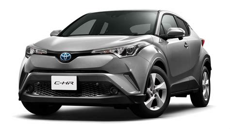 toyota jp toyota c hr nears production phase to hit japan market by