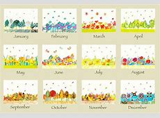Get the Best Wall Calendar of 2015 from 20 Beautiful Options