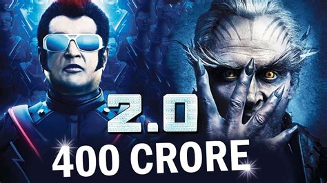 Rs 400 Crore! Rajnikanth-akshay Kumar's 2.0 Movie Budget