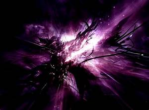Black and Purple Abstract Wallpaper High Quality 1377 - HD ...