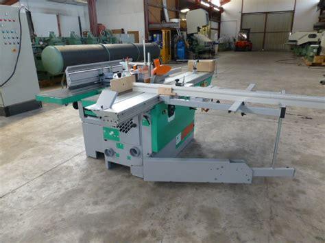 machines a bois d occasion combin 233 e 224 bois d occasion l artisanat et l industrie