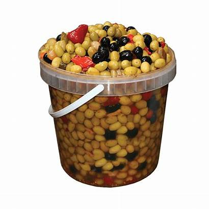 Olives Sofra Damasgate 7kg Pitted Marinated Mexican