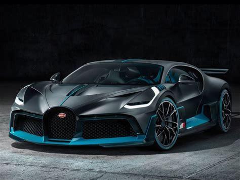 Bugatti Divo, La Voiture La Plus Chère Au Monde