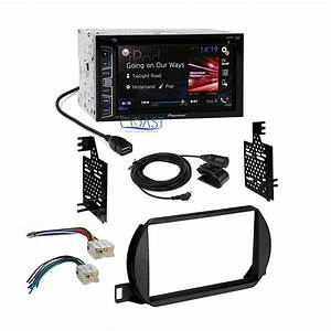 Pioneer 2016 Car Radio Stereo Dash Kit Wire Harness For