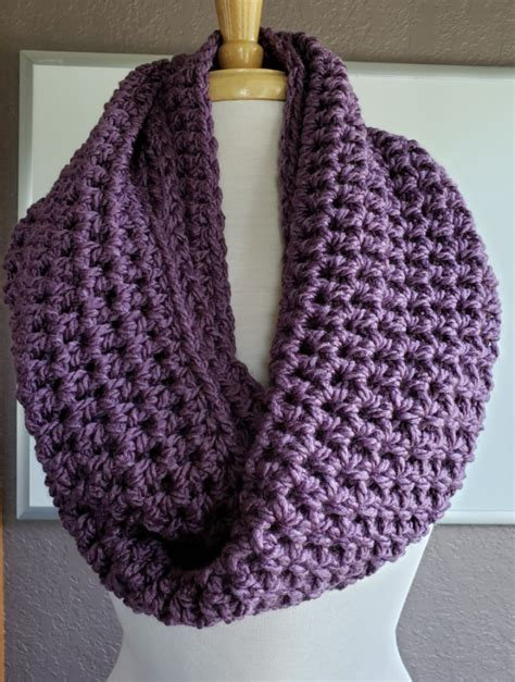 cozy crochet infinity scarf patterns perfect
