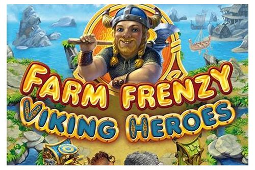 baixar fazenda frenesi 3 heróis vikings