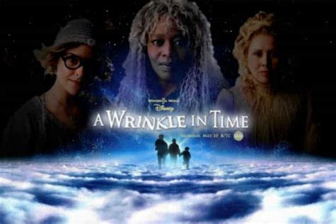 Wrinkle Time Film Review Entertaining Adaptation